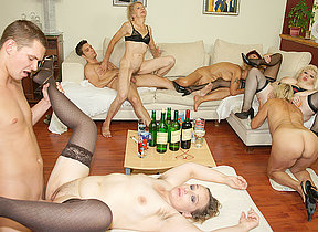 A special and kinky grown up sexparty