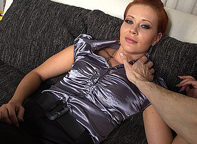 Contaminated sizzling mom fucking together with sucking in POV melody
