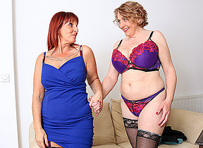 Follower groupie Diamonds and Camilla finally meet and they really get allong So much that very quickly the clothes approve off pussies get wet and strapons get shoved in